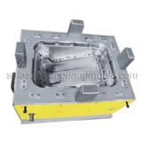 SMC mould with cacuum edge-cavity