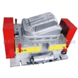 SMC mould with cacuum edge-core