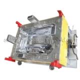 SMC mold with cacuum edge